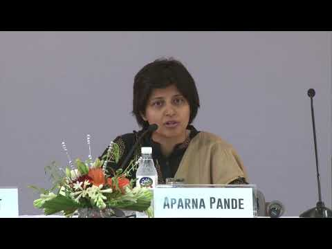 """Book launch of Aparna Pande """"From Chanakya to Modi: Evolution of India's Foreign Policy"""""""
