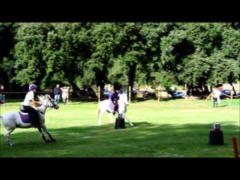 Pony-games Marine et Claire miramas