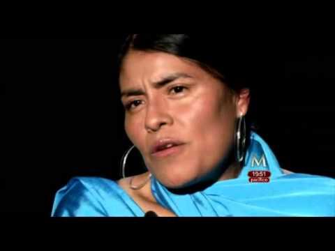 Tragaluz con Eufrosina Cruz Mendoza 16/06/2014 streaming vf