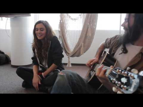 Enemy Acoustic Session: Saint Lu - Waterfall