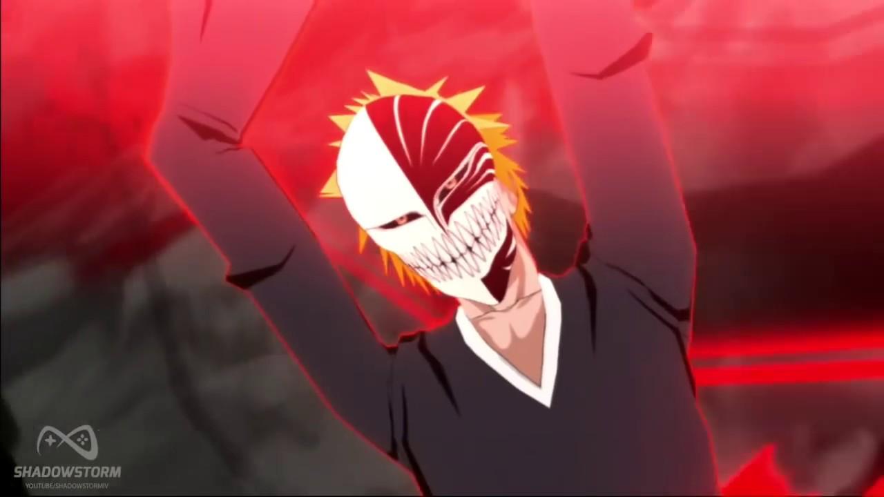 hollowfied ichigo vs ulquiorra - bleach soul ignition episode 6-7