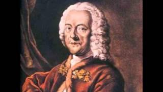 G. P. Telemann - Sonata in E major for Solo Double Bass TWV40