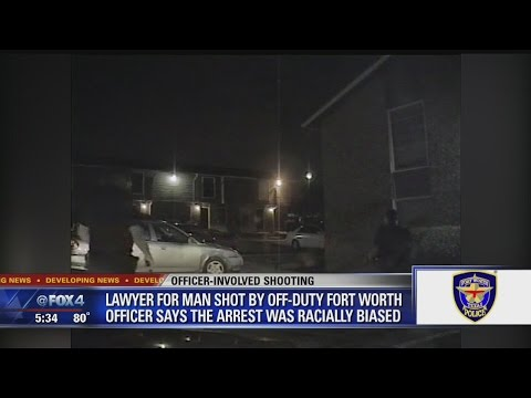 Fort Worth Shooting Video