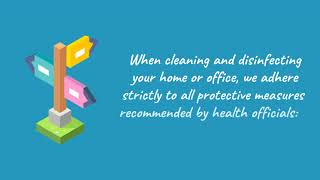 Disinfecting Services   The Cleaners Toronto