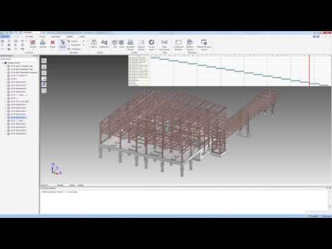 Excel PML Macro for 4D scheduling on AVEVA PDMS & E3D
