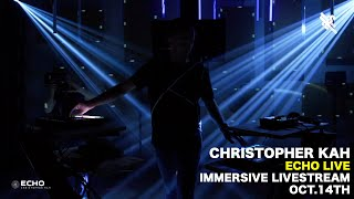 Teaser IMMERSIVE LIVE SESSION ➤ CHRISTOPHER KAH x DES SONS ANIMES ➤ OCT.14th