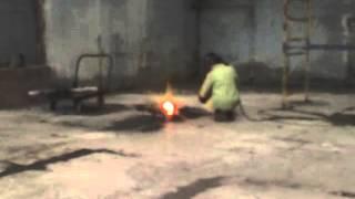 Резка чугуна - Терминатор-270