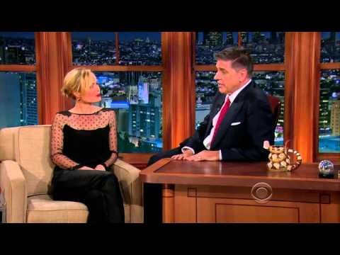 Radha Mitchell on Craig Ferguson March 27, 2013   Full
