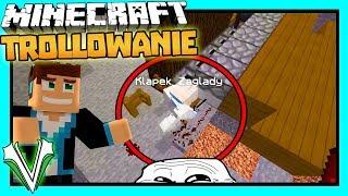 TROLLOWANIE - PSUJE MECHANIZMY! (#55) | Minecraft Vertez