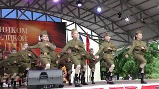 Праздничный концерт, посвящённый Дню Победы. 09.05.2018