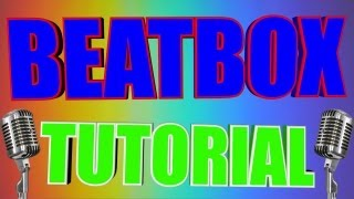 BeatBox Tutorial 3 | Throat Bass + Creepy Voice (Dubstep)