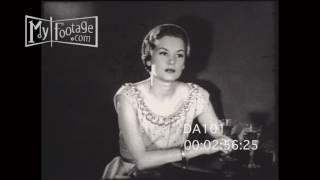 1940s Evening Fashions
