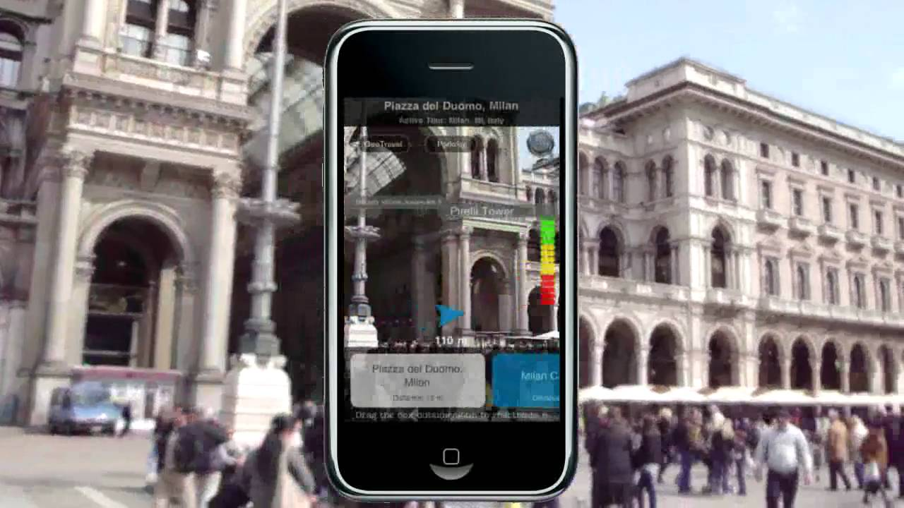 How To Use Augmented Reality On Iphone