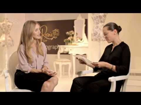 M&S Lingerie - Q&A Session with Rosie Huntington-Whiteley - M&S 2012