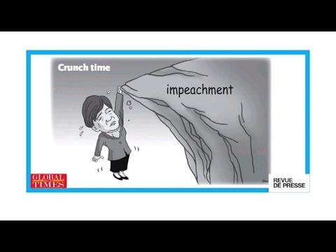 Corée du Sud : la destitution de Park Geun-hye