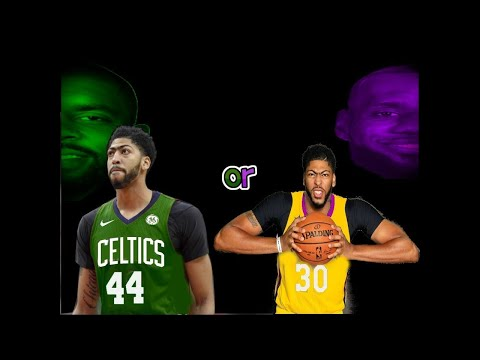 Breaking News: Anthony Davis Request Trade, Lakers Willing to Trade Kuzma, Ingram, and Lonzo