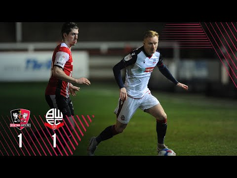 Exeter City Bolton Goals And Highlights