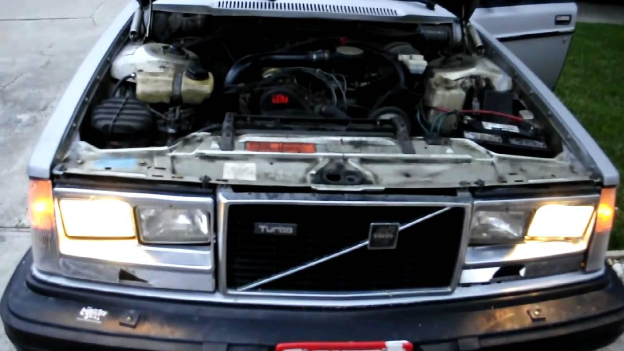 1982 Volvo 245 Turbo Wagon For Sale Youtube