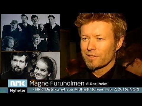 """MAGNE FURUHOLMEN @ NRK """"Distriktsnyheter Midtnytt"""" [on-air: Feb. 2, 2015](NOR)"""