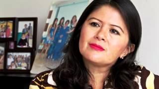Programa Contigo de Ley 40: detrás de la curul Verónica Rodríguez