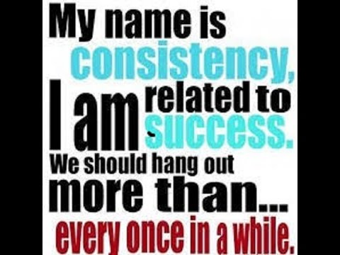 Creating A Consistency Formula For Building Your ACN Business Online