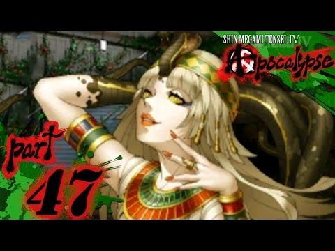 Shin Megami Tensei IV: Apocalypse - Part 47 - Cleopatra