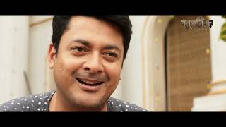 Basu Paribaar   Bengali Movie   Soumitra,Aparna,Rituparna,Saswata,Jishu   Behind The Scenes part 4