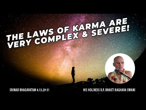 the-law-of-karma-is-very-complex-&-severe!