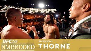 UFC 244 Embedded: Vlog Series - Episode 6