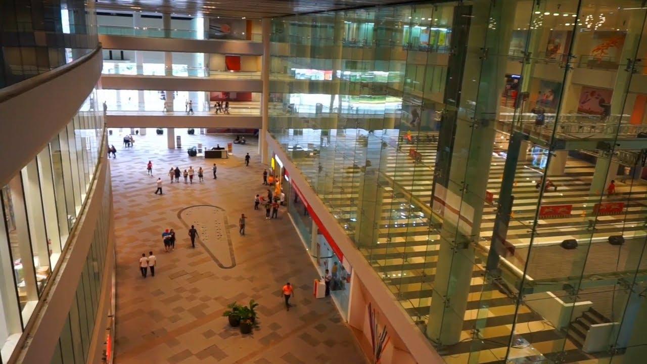 b38d533aea68 Ayala Mall The Circuit Opened 26 July - YouTube