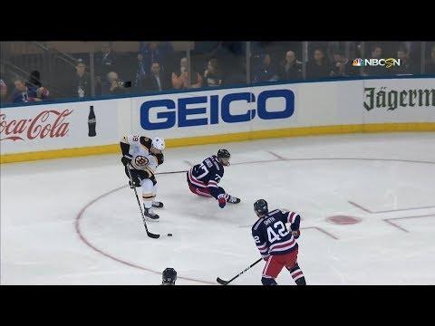 Tim Schaller's ridiculous goal on Lundqvist 2/7/18