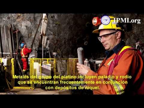 Minerales Preciosos: Precious Metals Ore Explained (Spanish subtitles)