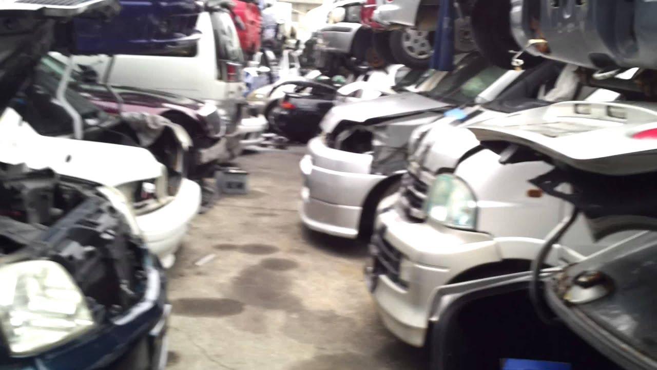 Japan Junkyard Car For Sale
