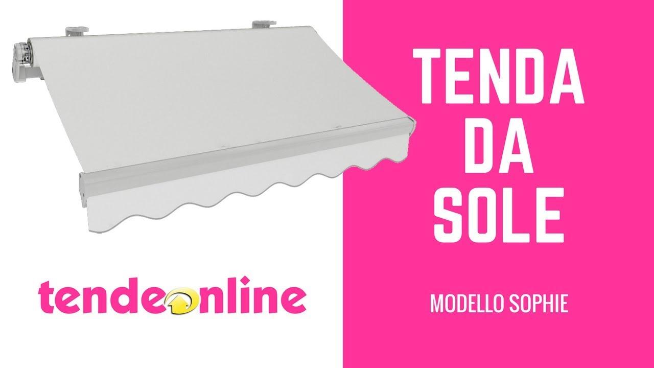 Tenda Da Sole Per Balcone Modello Sophie Tende Online