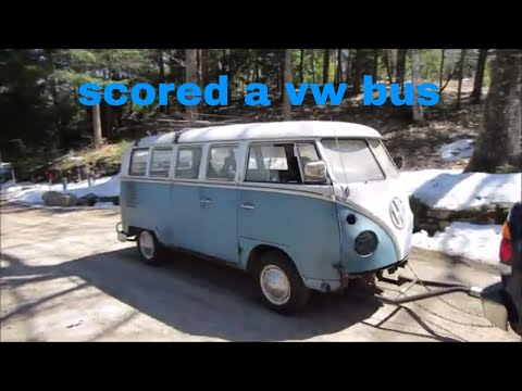 1966 deluxe vw bus find|