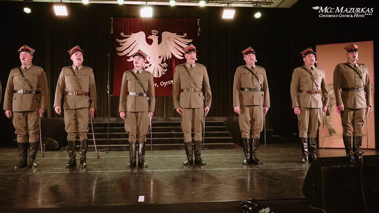 XXIV Forum Humanum Mazurkas - cz1b -koncert  Ułani