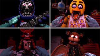 Five Nights at Freddy's VR: Help Wanted - Parts and Service