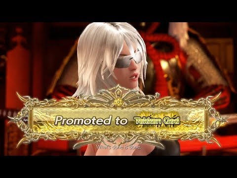 TEKKEN 7 - NINA Promotion To TEKKEN GOD