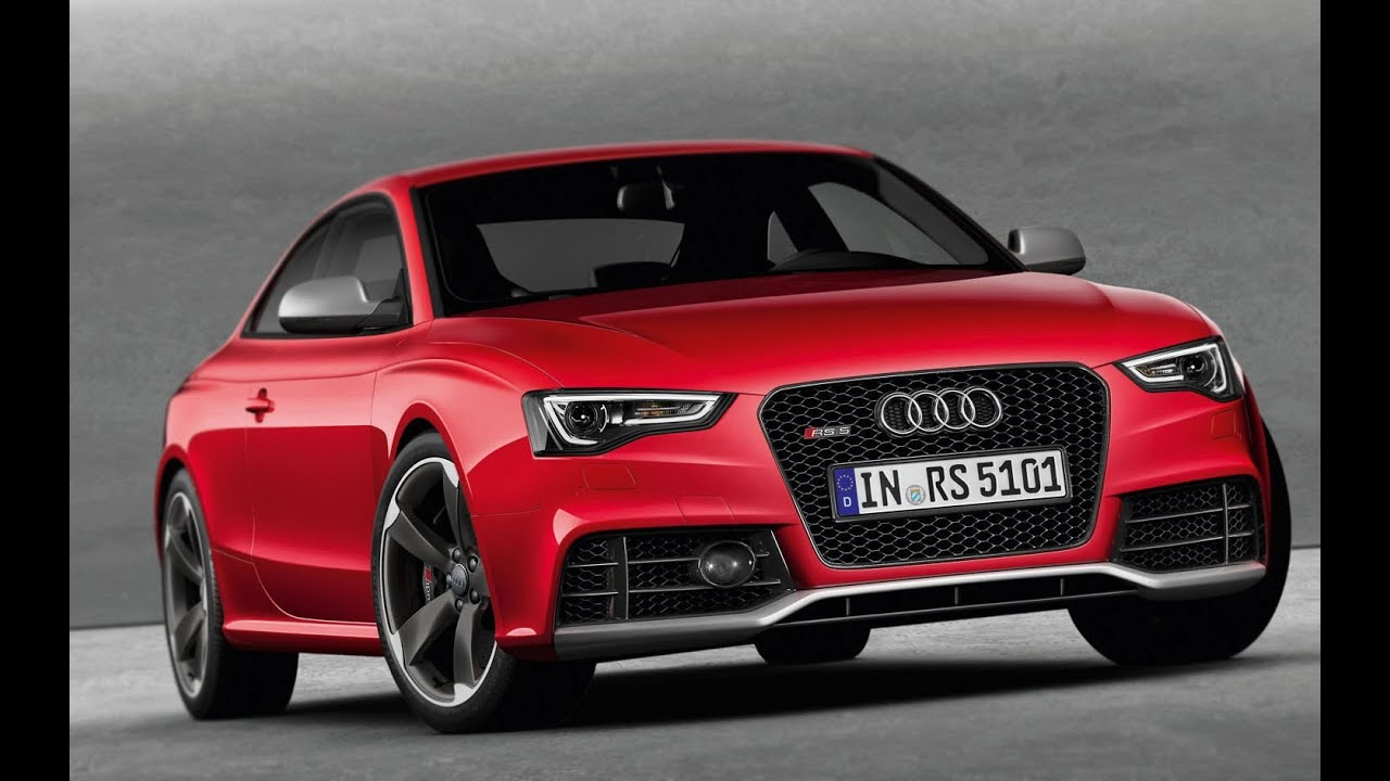 2014 Audi RS5 - YouTube