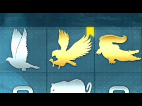 Gold Eagle title montage Metal Gear Online