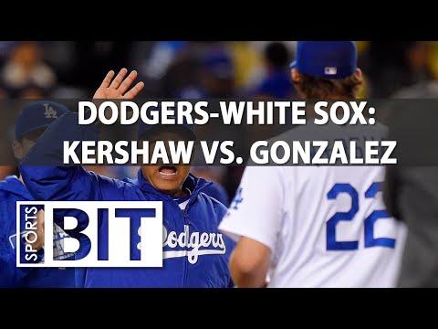 Los Angeles Dodgers at Chicago White Sox | Sports BIT | MLB Picks
