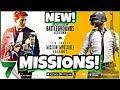 NEW MISSION IMPOSSIBLE MISSION & REWARDS!! | PUBG MOBILE
