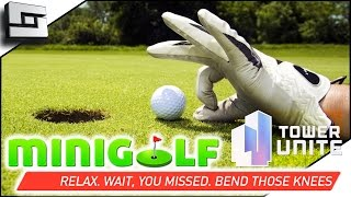 HOLE IN ONE! - Tower Unite Mini Golf Gameplay| Funny Moments | Sl1pg8r