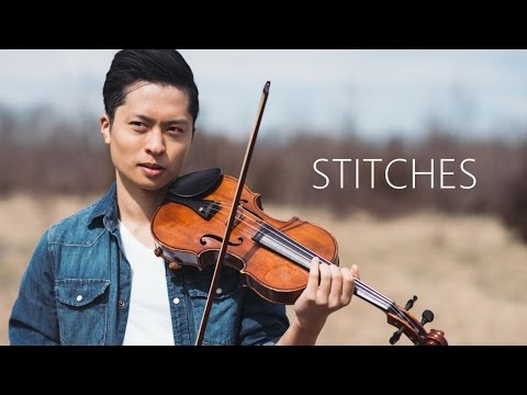Stitches - Shawn Mendes - Violin Cover by Daniel Jang