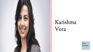 Karishma Vora on being  triple qualified in England, India and DIFC