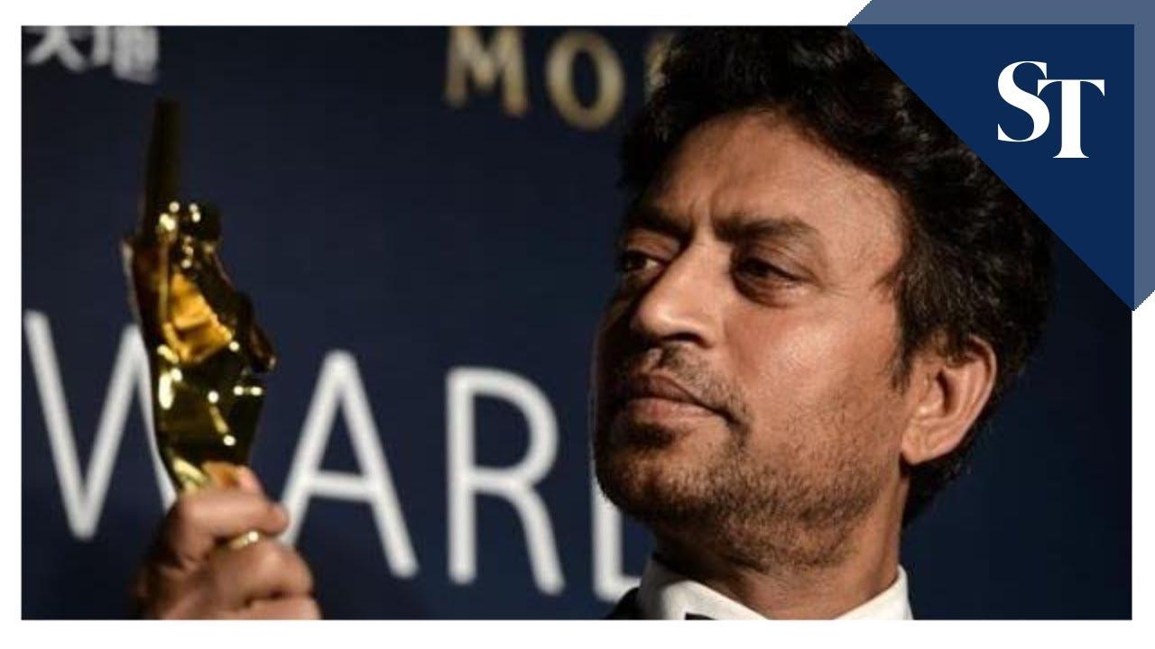 South Asian stars mourn death of Irrfan Khan