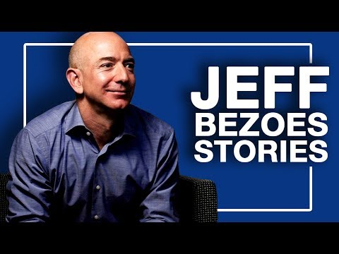 Jeff Bezos Stories | Learn From Richest Man In The World