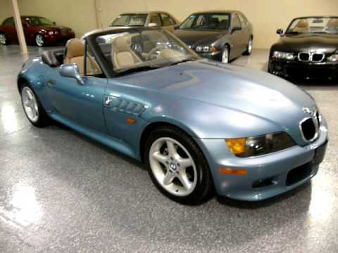 1997 Bmw Z3 2dr Roadster 2 8l 1957 Sold Youtube