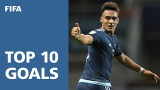 T O P  10  G O A L S - FIFA U-20 World Cup Korea Rep. 2017 [OFFICIAL]