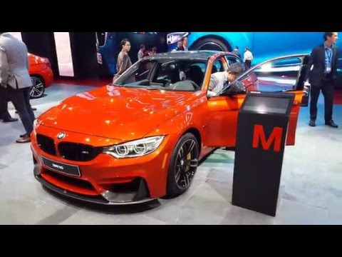 2017 BMW M3 - Walkaround, Features & Specifications